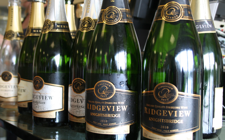 Ridgeview Wine Estate producer of English Wine