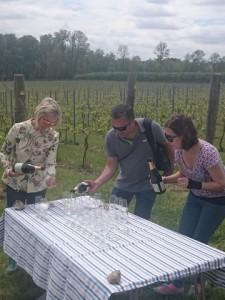 2015-05-24 13.05 Wine Tasting Vineyard Albury