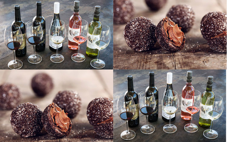 Mannings Heath Wine and Chocolate Tasting Experience on Wine Cellar Door