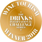 DI Challenge Series TOURISM Medals_Wine Tourism Winner