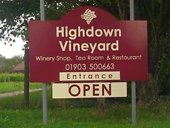 2013-10-10 14.20 Highdown Sign