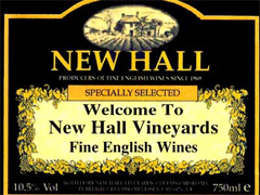 New Hall Label