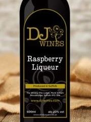 Raspberry Liqueur from DJ Wines