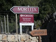 Mallorca 365 Mortitx entrance