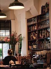 Greenberry Cafe bar