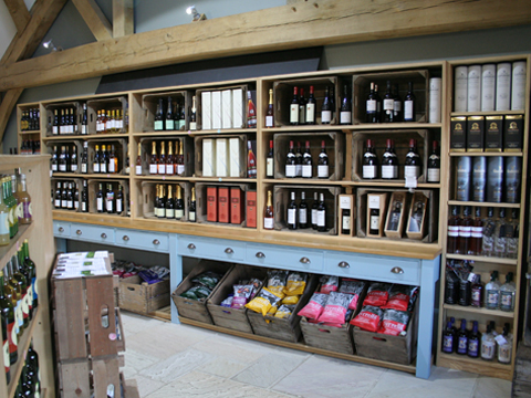 Can A Supermarket Really Open A Farm Shop Wine Cellar Door