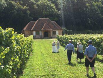 The Wine Barn at Wiston Estate on Wine Cellar Door