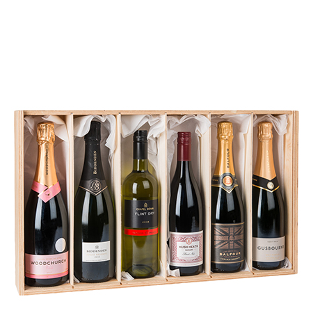A Taste of Kent - mixed case of English Wines