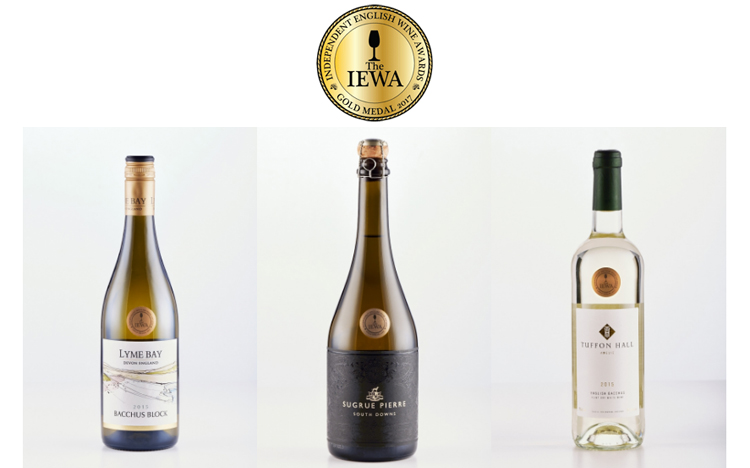 Visiting the producers of IEWA gold and silver medal winning wines