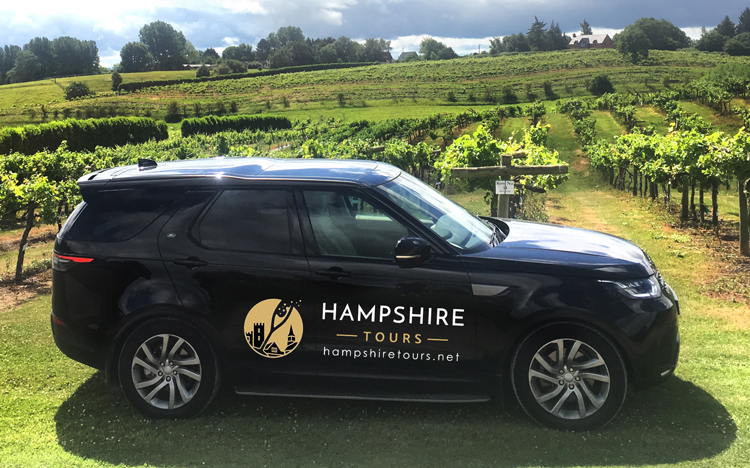 Private Tour with Hampshire Wine Tours