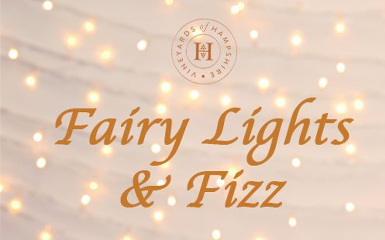 Fairy Lights & Fizz with Hampshire Vineyards