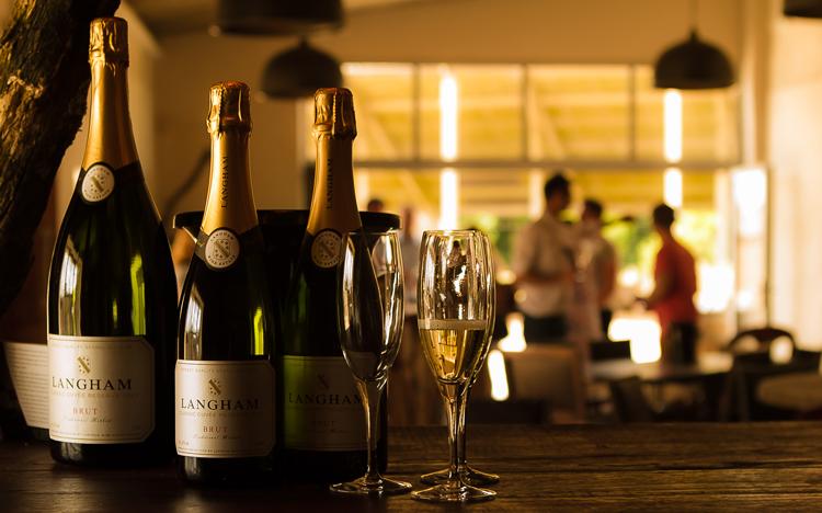 Game Dinner & Sparkling Pinot Noir Launch at Langham Wine Estate