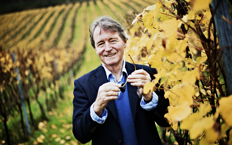 Vinous Tales – A Sparkling Insight with Steven Spurrier at Furleigh Estate